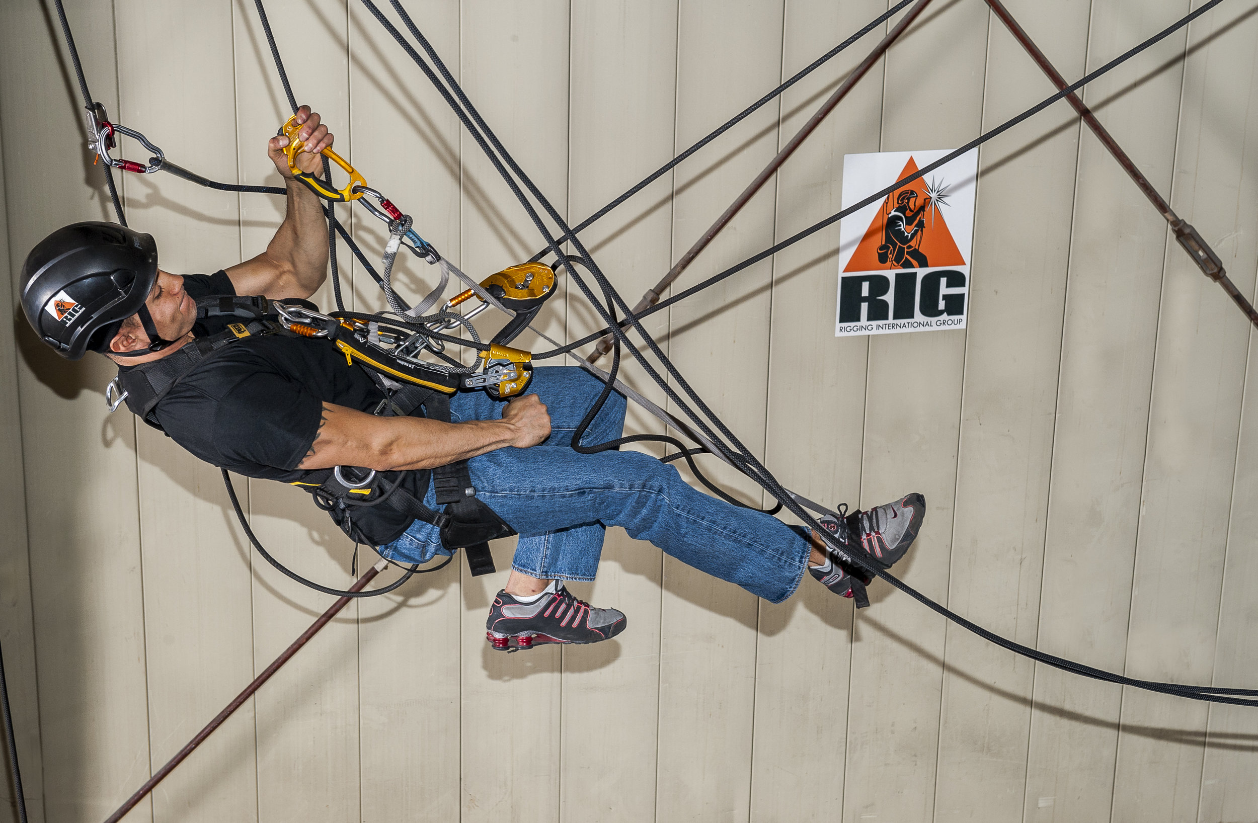 Rig Training Archives Rigging International Group Wire Harness Images Tagged R I G