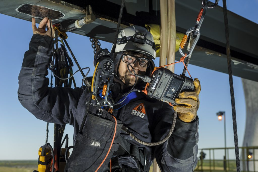 Rope Access Inspection Services - Rigging International Group